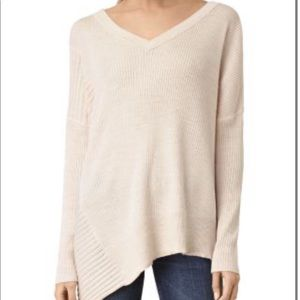 All Saints Merino Wool Sweater